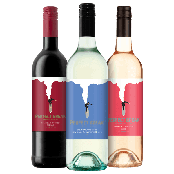 Shop our organically-processed Australian Wines