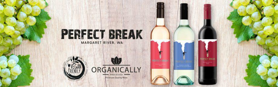 Perfect Break Wines Organic Wine Range