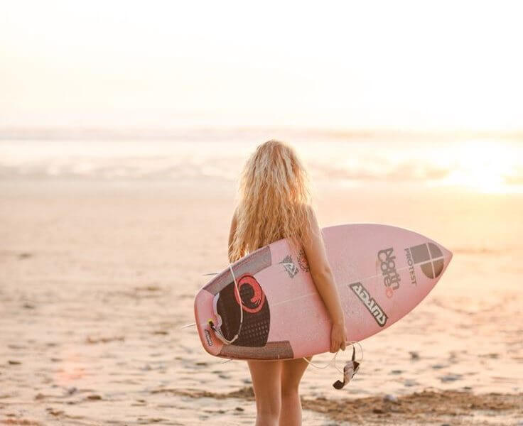 Surfing Is A Lifestyle